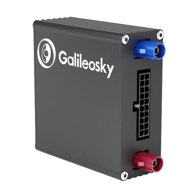 Galileosky Base Block Wi-Fi Hub