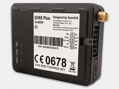 Queclink GV65 Plus
